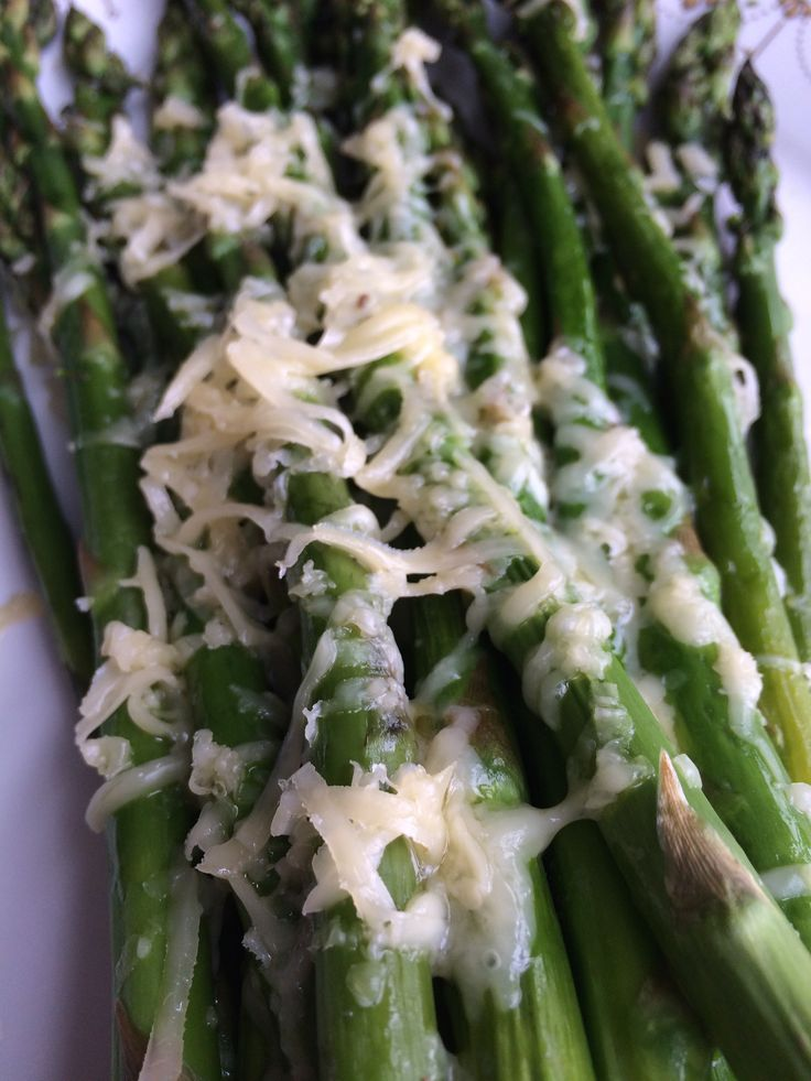 Perfectly Roasted Asparagus
