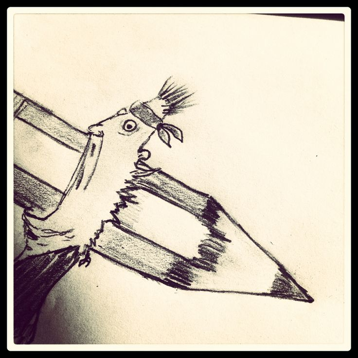 Funny sketch!