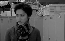 "Kento Yamazaki, J SP drama ""Eien no bokura - sea side blue"", 2015"