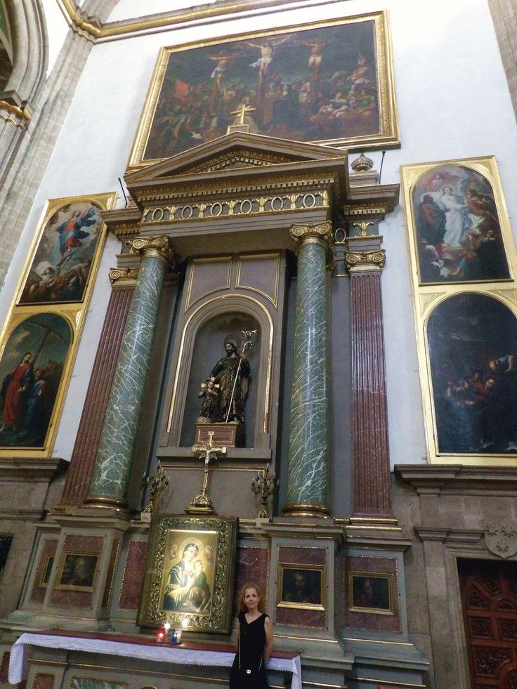 En la Iglesia de San Felipe Neri #DF #México #SanJosé
