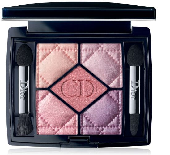 Dior Fall 2014 New 5 Couleurs Palettes