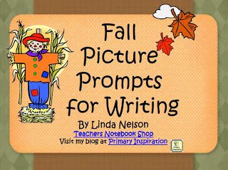 Primary Inspiration: Free Writing Paper for Fall