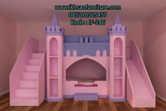 ModelTempat Tidur Kastil Princess Pink Tempat Tidur Kastil Princess Pink -Merupakan Tempat Tidur Kastil Terbaru Yang Menjadi Kamar Tidur Impian Anak Saat Ini.Berbahan Kayu Kering Kualitas Bagus Serta Balutan Cat Duco Pink Sehingga Menjadikan Tempat Tidur Anak Ini Seperti Ala Kerajaan. DesainTempat Tidur Kastil Princess Pink By Ikhsan Furrniture Jepara Nama : Tempat Tidur Kastil …