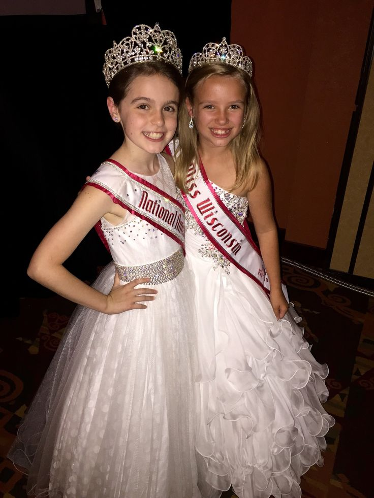 National Pageant Results - National American Miss :