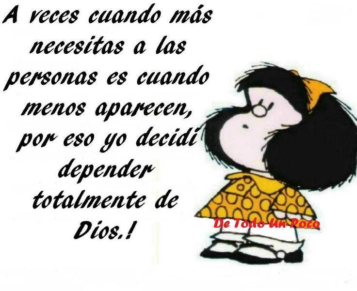 Resultado De Imagen Para Frases De Mafalda Sobre Los Hombres
