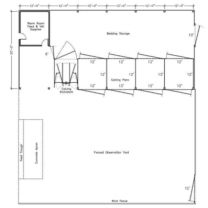 296745062917124546 on Calving Barn Floor Plan