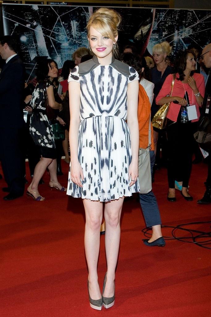 Celebrity Fashion: The Amazing Emma Stone