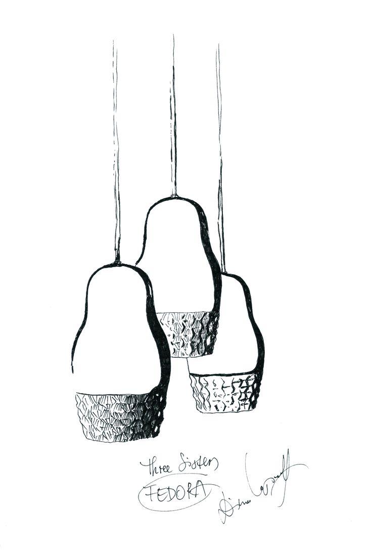 Dima Loginoff #Sketches of Fedora