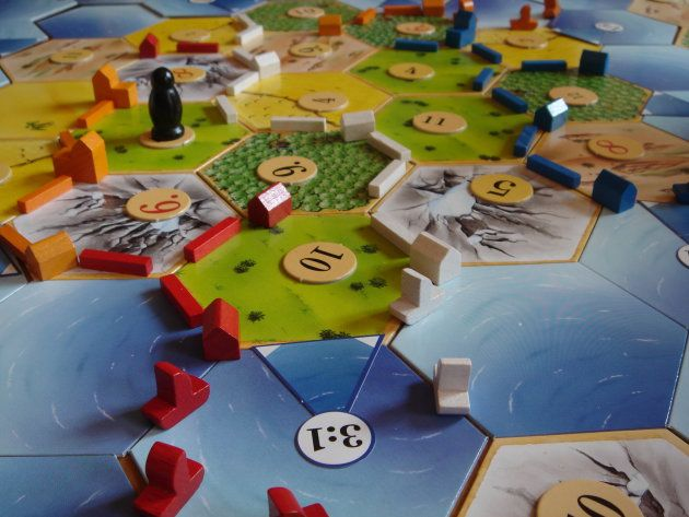 Settlers of Catan was perhaps the first board game I ever played that made me think board games were cool. The goal? To rule the fictional island of Cata