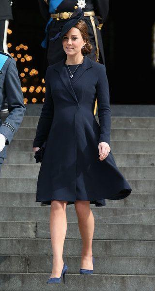 Kate in a Beulah London coat