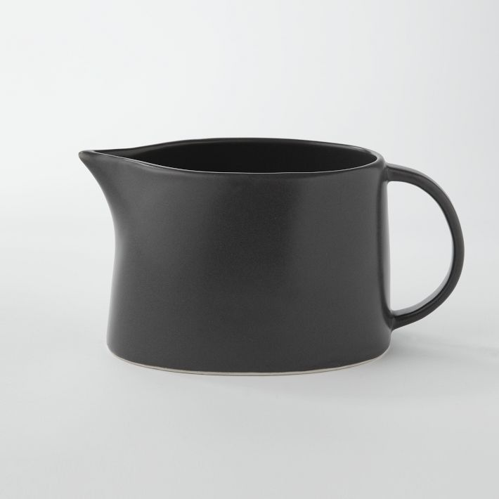 west elm gravy boat, Remodelista  Not that I need a gravy boat but I do love this shape