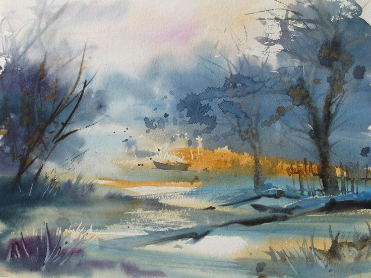 69 best watercolors 2 images on pinterest water colors for My first watercolor painting