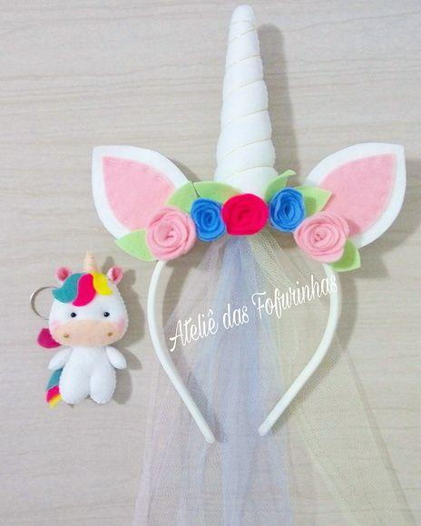 Tiara de unicornio