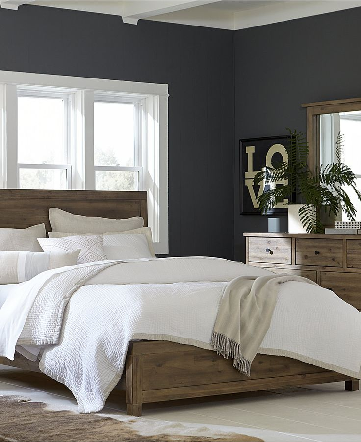 Canyon Bedroom Furniture Collection   Bedroom Collections   Furniture   Macy  39 s
