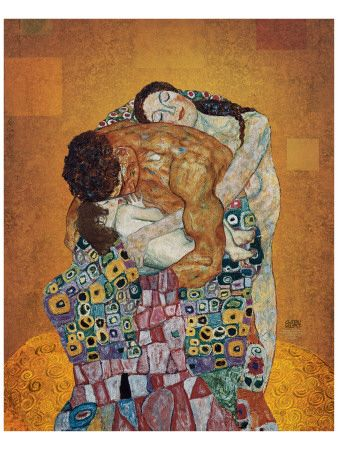 The Family by Gustav Klimt