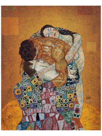 The Family - Gustav Klimt