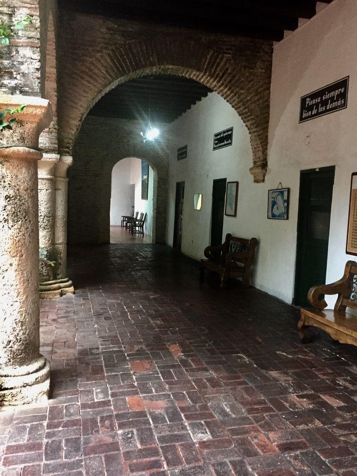 Convento de La Popa Cartagena-Colombia