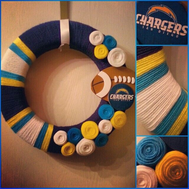 San Diego Chargers Christmas Ornaments: 13 Best San Diego Chargers Christmas Images On Pinterest