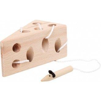 Motricidad y aprendizaje / Del especialista de juguetes de madera de Alemania