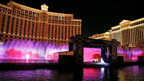 The Bellagio Resort and Casino on the Las Vegas Strip was put on lockdown early on Saturday after an armed burglary of a high-end jewelry store sent panicked guests and gamblers running for the exits, local media reported and police said.   Source :http://ift.tt/2o3cvfk   #election news #political news #politics #rcp #real clear politics #what is politics