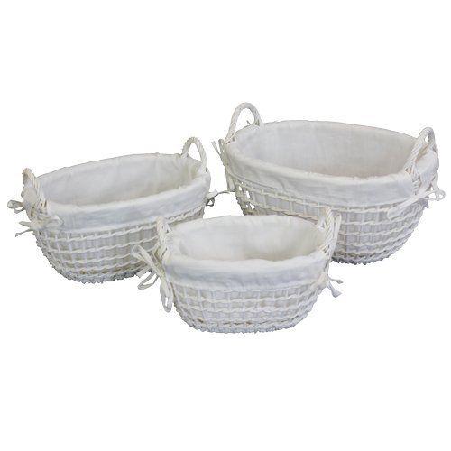 White Lined Open Weaved Basket Oval Shaped Hamper Basket ... https://www.amazon.co.uk/dp/B017HQD6ZA/ref=cm_sw_r_pi_dp_x_ahURyb9XHWJG0