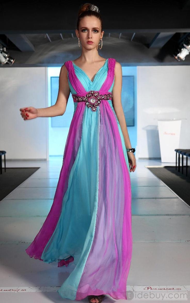 Mejores 85 imágenes de Evening Dress en Pinterest   Vestidos de ...
