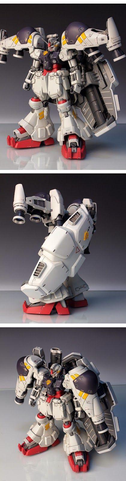 MG 1/100 RX-78GP02A Gundam 'Physalis' - Customized Build
