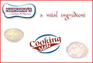 Narsarias cooking Mate is a quality product used to make your cuisine platable, the global way. It is user friendly and easy to use.