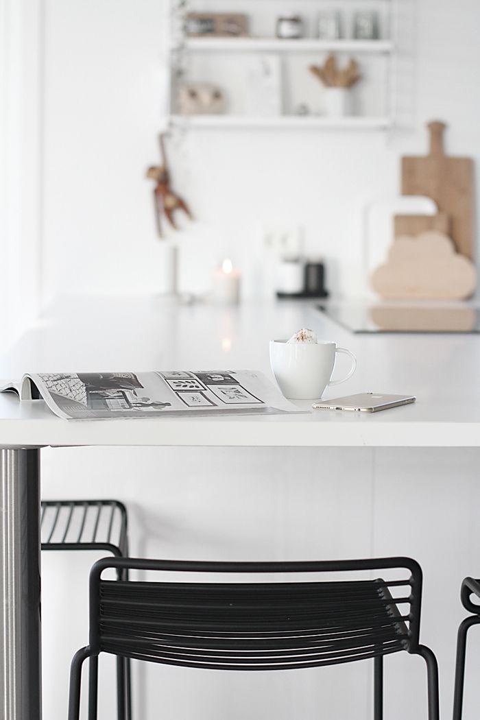 Hee bar stools | HAY http://decdesignecasa.blogspot.it