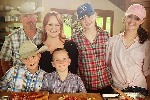 Ree drummond n family idols pinterest ree drummond for What is the net worth of ree and ladd drummond