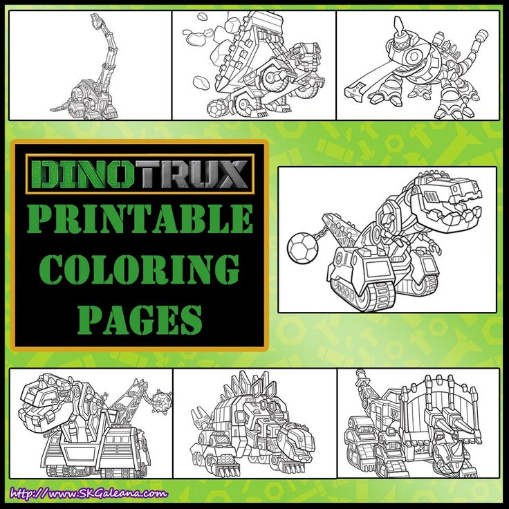 Dinotrux printable coloring pages | Birthday ideas ...