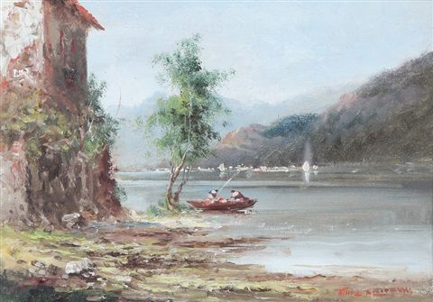 View past auction results for AthosBrioschi on artnet
