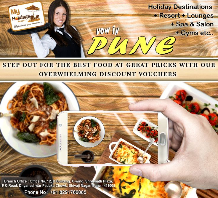 Go foodie, Have royal treat with your friends & family with our exciting vouchers & Offers.  Inbox or Call Now - 08291766085  #voucher #mypune #myvoucher #myholiday #pune #deals #mydeals #gym #bodytherapy #hairstyles #haircut #hairdresssalon #fitness #fitnessmotivation #thaispa #bodybuilding #brunch #games #lonavala #gethealthy #panchgani #bangkok #thailand #singapore #malaysia #resort #restaurant #vouchers #discount #offers