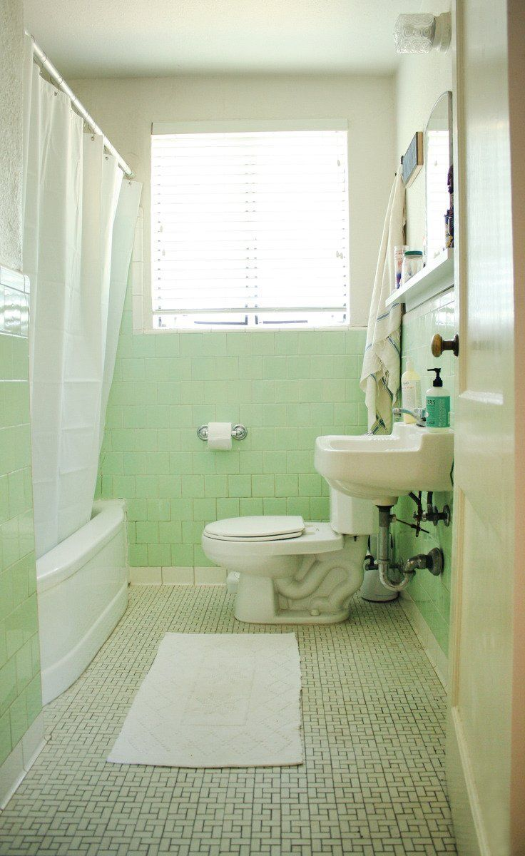 71 best organize gilley images on pinterest house tours for Green bathroom bin