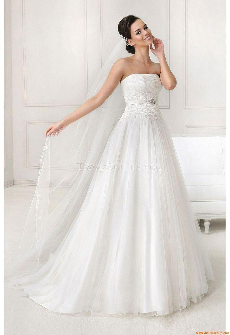 70 besten Wedding Dresses Agnes Bilder auf Pinterest | Brautkleider ...
