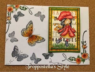 Troppostella's Style: Happy Mail: Fall