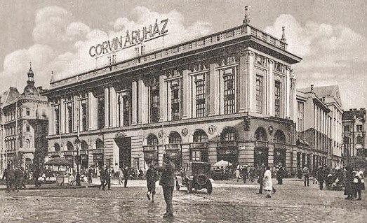 Corvin department store