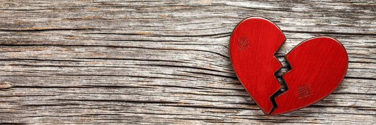 Wie man eine schmerzhafte Trennung leichter übersteht: Liebeskummer-Coaching. Niemand überlässt einen Knochenbruch sich selbst, ein GEBROCHENES HERZ soll aber von selbst heilen?