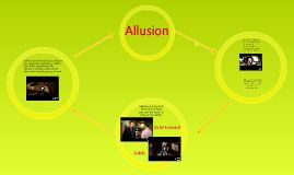 What is Allusion in Literature- prezi