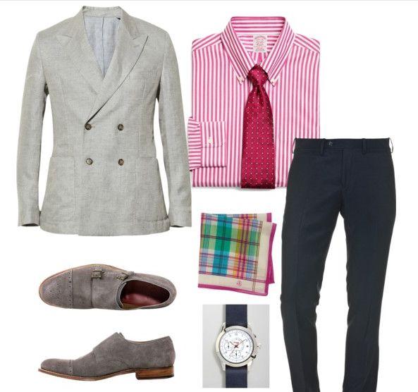 Les 25 meilleures id es de la cat gorie mode d contract e pour homme sur pinterest tenues de - Tenue chic decontractee ...