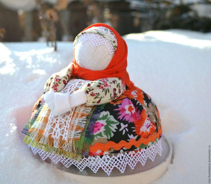 Купить Хозяюшка Благополучница - народная кукла, народная традиция, русский сувенир, русская кукла, оберег