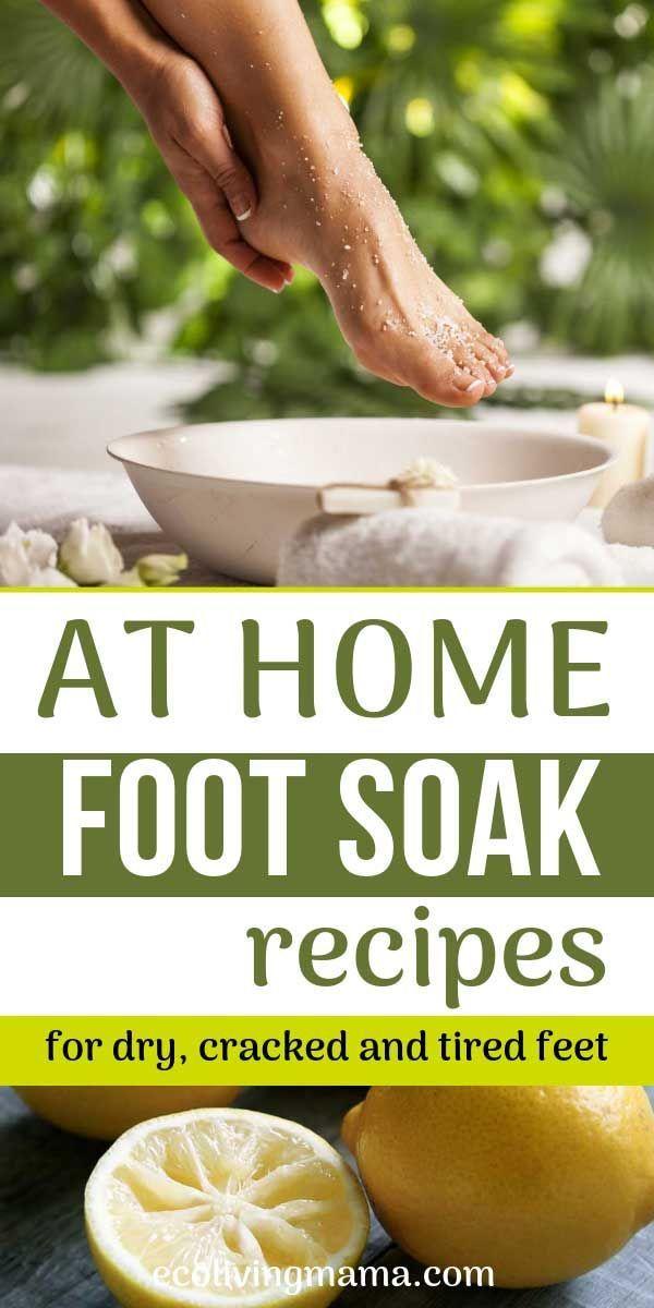 diy foot scrub for dead skin