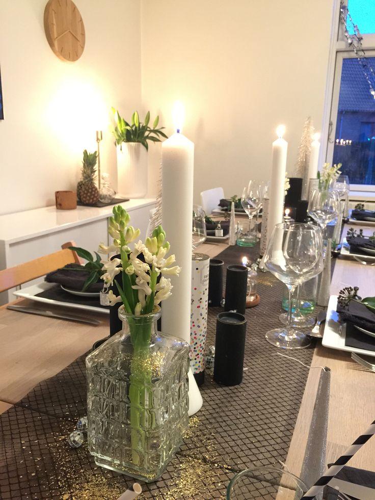 Nytårs bord