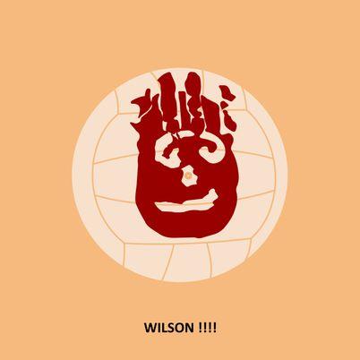 NÁUFRAGO - CAST AWAY - WILSON 2 » Leo Romeu
