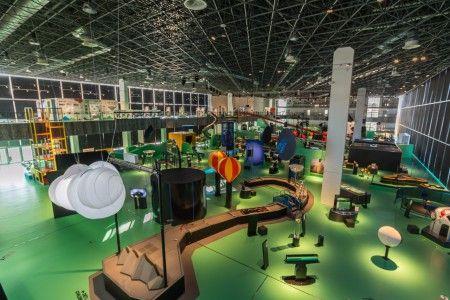VIDA! Science Centrum - Brno - vědecký zábavní park