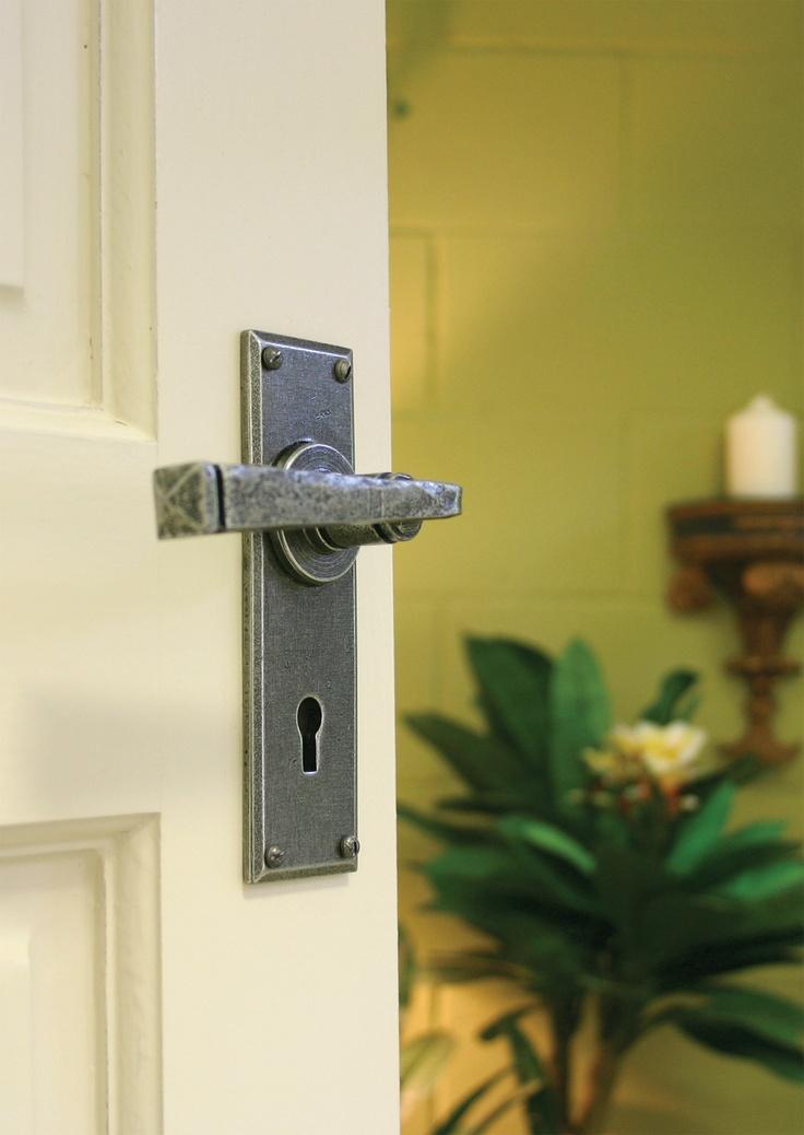 41 best Door Handles & Knobs images on Pinterest | Lever door ...