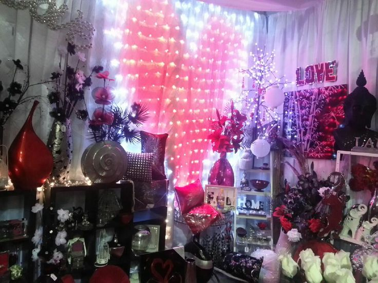 Valentine's Day is just around the corner, come in and check out our beautiful display and buy yourself something gorgeous.