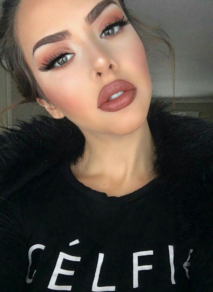 Brown Makeup Brushes: Best 25+ Brown Lipstick Ideas On Pinterest
