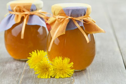 pampeliškový med