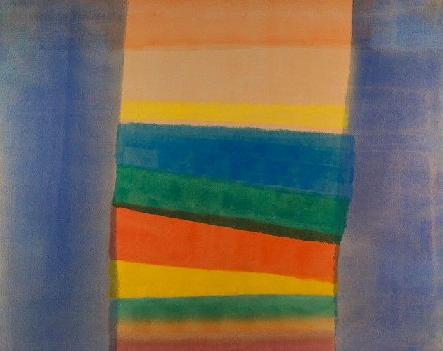 Albert Stadler (Estate), Untitled c. 1965, Acrylic on canvas